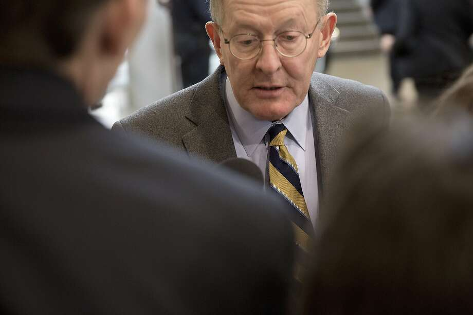 "Sen. Lamar Alexander, R-Tenn., says federal oversight should be ""helpful and not burdensome."" Photo: Stephen Crowley, New York Times"