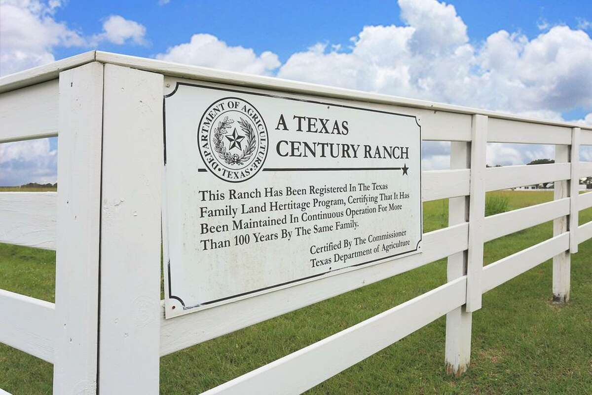 This beautiful property could be your chance to own a piece of Texas history.