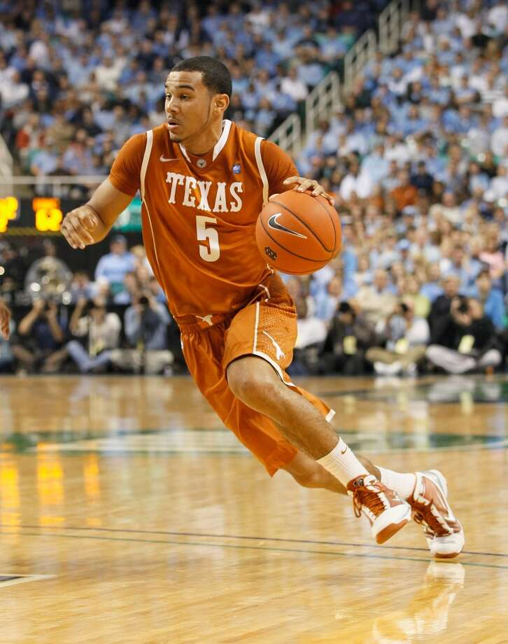 2011 at No. 29: Cory Joseph,  	University of Texas at Austin Photo: Kevin C. Cox, Getty Images