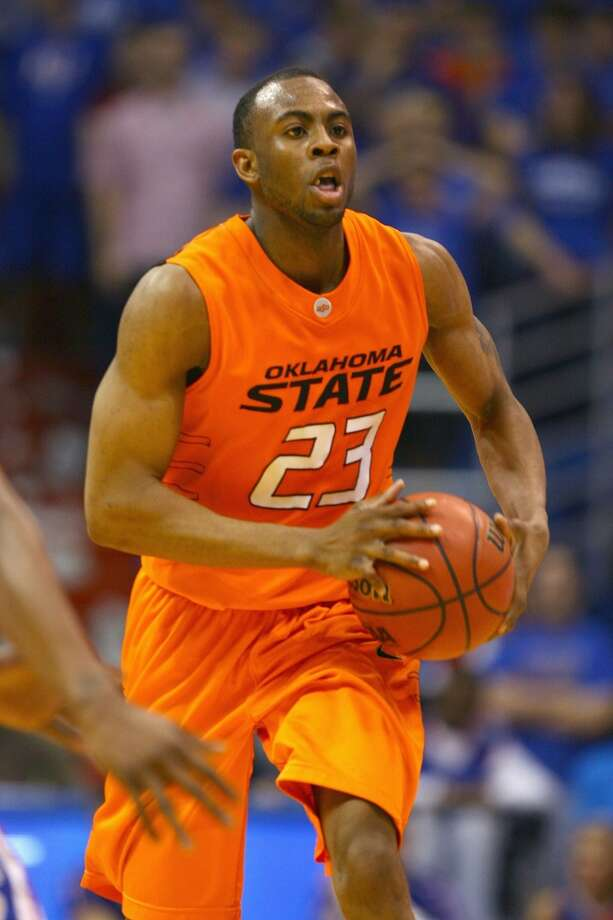 2010 at No. 20: James Anderson,  Oklahoma State University Photo: Jamie Squire, Getty Images