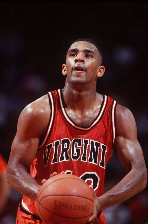 1995 at No. 29: Cory Alexander,  	University of Virginia Photo: Doug Pensinger, Allsport Via Getty Images
