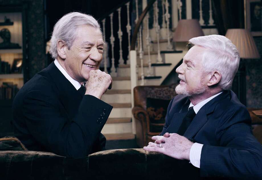 "Two of Britain's best, Ian McKellen and Derek Jacobi, play a couple in a love-hate relationship in the PBS comedy ""Vicious."" Photo: PBS / San Antonio Museum of Art"