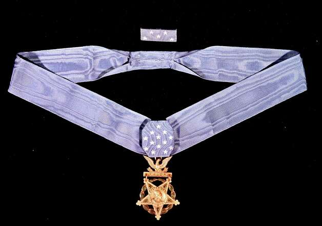 At least seven Texas A&M alumni have earned a Medal of Honor. Photo: A. Y. Owen, Getty Images / A. Y. Owen