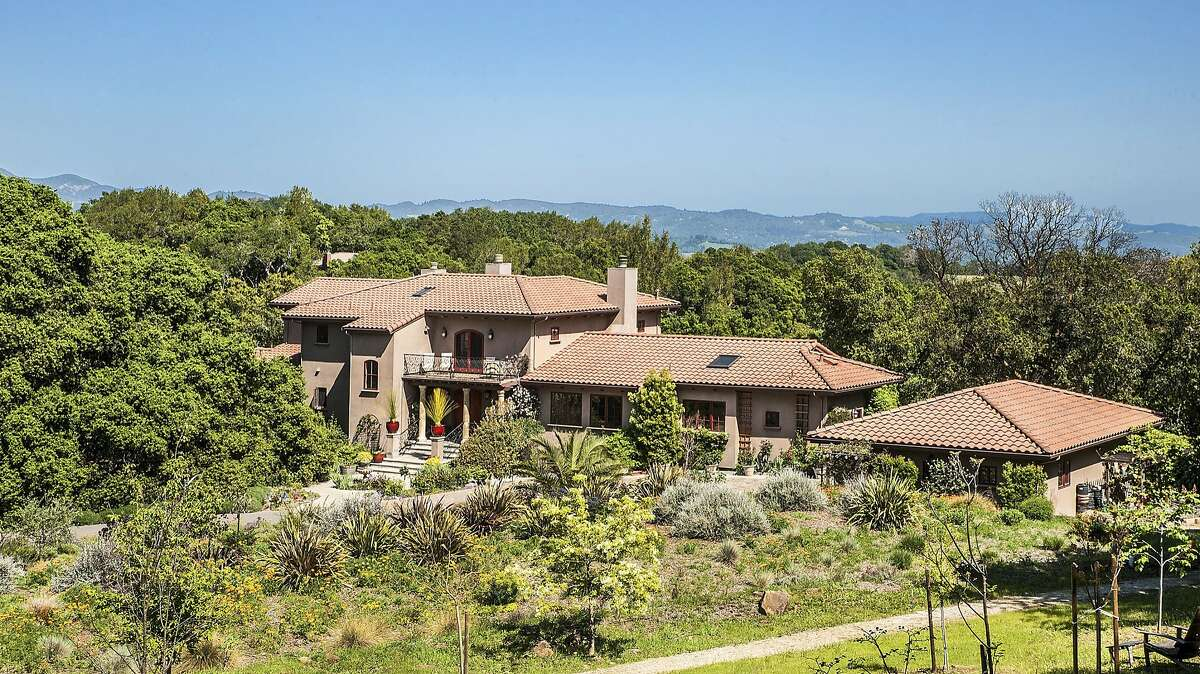 3970 Grove St. in Sonoma is a three-bedroom, five-bathroom Mediterranean available for $3.75 million.