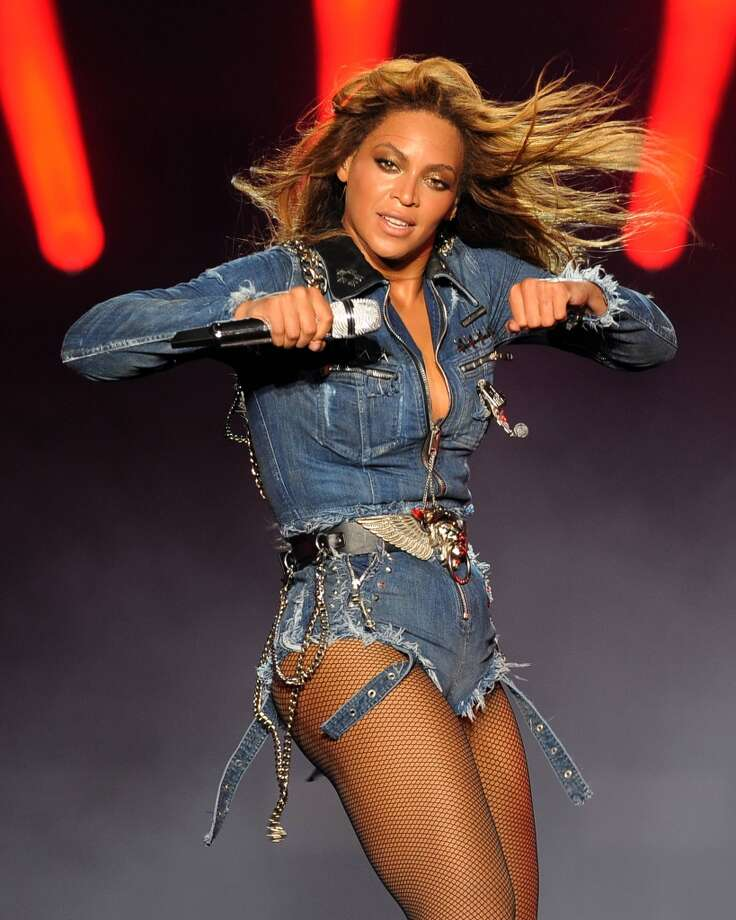 Forbes' Top 10 most powerful women celebrities#1 Beyonce  Photo: Jeff Daly, Associated Press