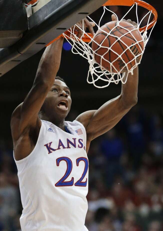1. Cleveland Cavaliers: Andrew Wiggins, shooting guard, Kansas Photo: Orlin Wagner, Associated Press