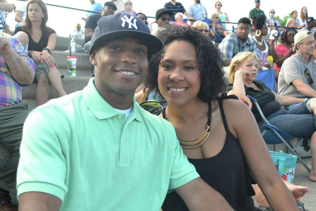 Were you Seen at Alive at Five R&B Night with Dwele and opening act, Mirk, at Jennings Landing in Albany on Thursday, June 26, 2014?