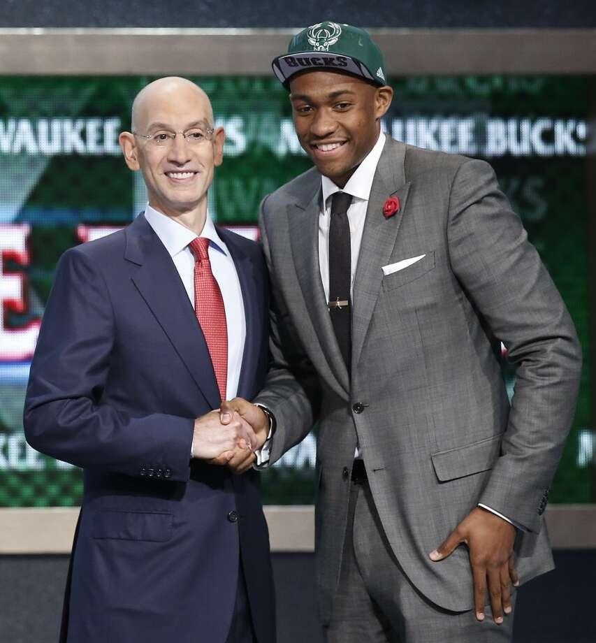 2. Milwaukee Bucks – Jabari Parker, 6-8, PF, Duke Photo: Kathy Willens, Associated Press