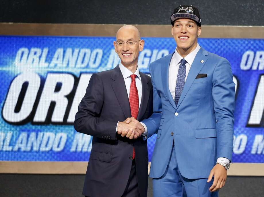 4. Orlando Magic – Aaron Gordon, 6-9, F, Arizona Photo: Jason DeCrow, Associated Press
