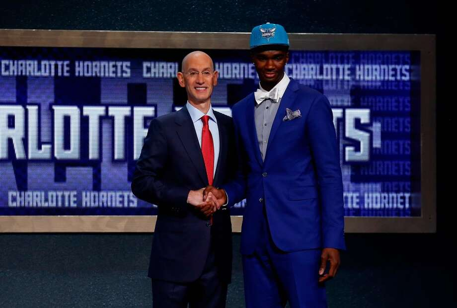 9. Charlotte Hornets– Noah Vonleh, 6-9, F, Indiana Photo: Mike Stobe, Getty Images