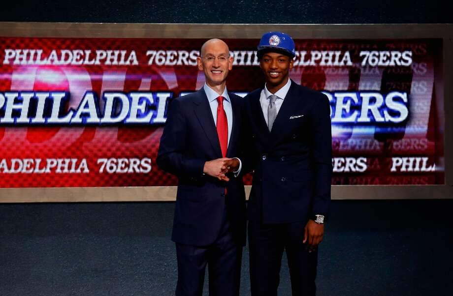 10. Philadelphia 76ers – Elfrid Payton, 6-4, G, Louisiana Lafayette* - Traded to Orlando Magic for Dario Saric, 2015 2nd-round pick and another future 1st-round pick. Photo: Mike Stobe, Getty Images