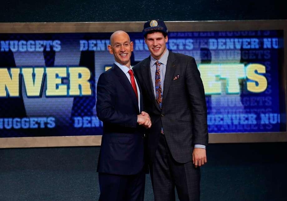 11. Denver Nuggets – Doug McDermott, 6-8, F, Creighton Photo: Mike Stobe, Getty Images