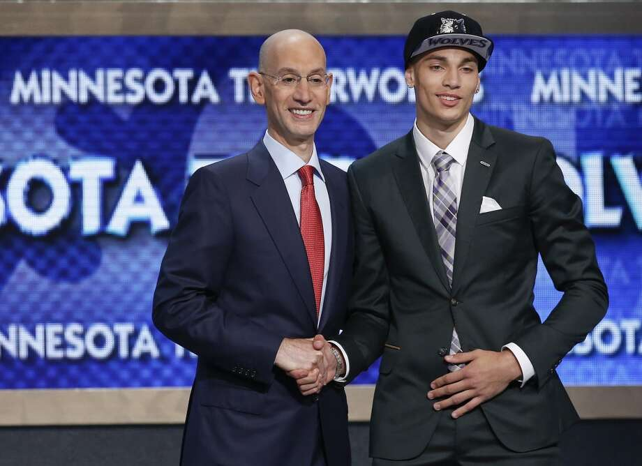 13. Minnesota Timberwolves – Zach LaVine, 6-6, G, UCLA Photo: Kathy Willens, Associated Press