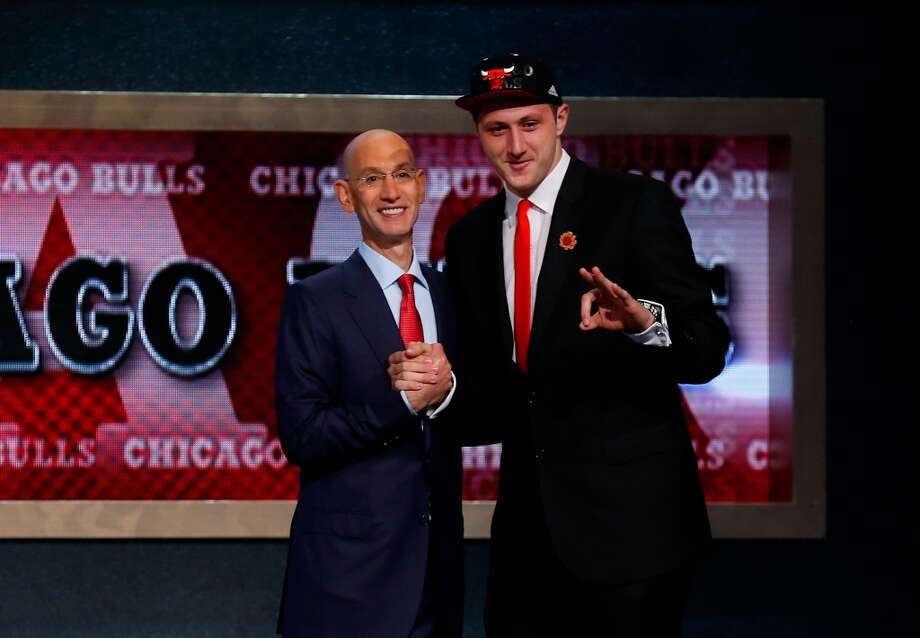 16. Chicago Bulls – Jusuf Nurkic, 6-11, C, Bosnia Photo: Mike Stobe, Getty Images