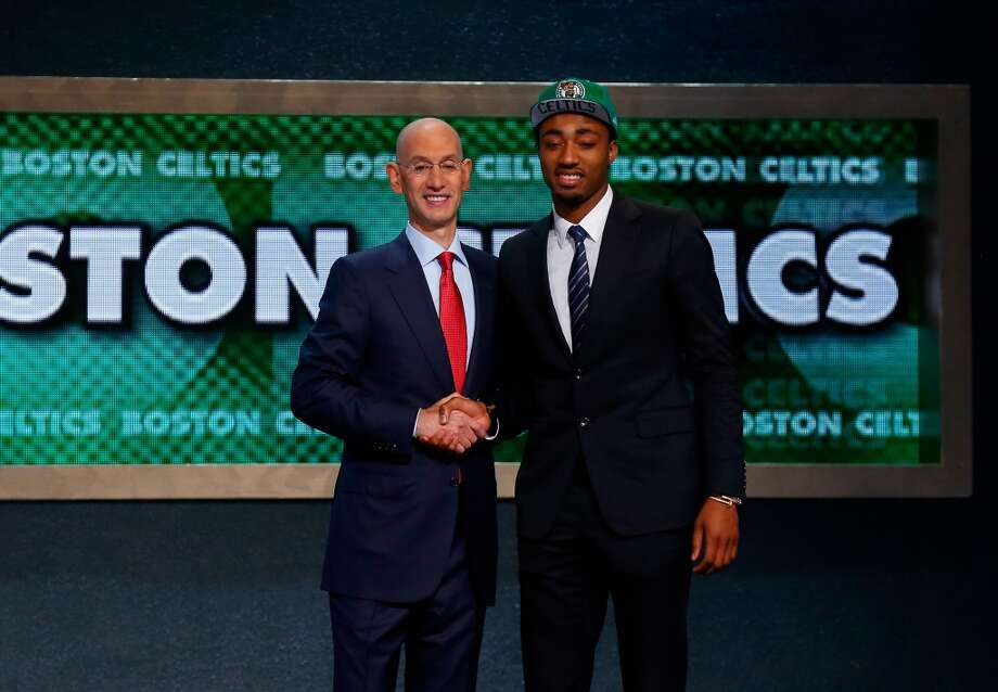 17. Boston Celtics – James Young, 6-7, G, Kentucky Photo: Mike Stobe, Getty Images