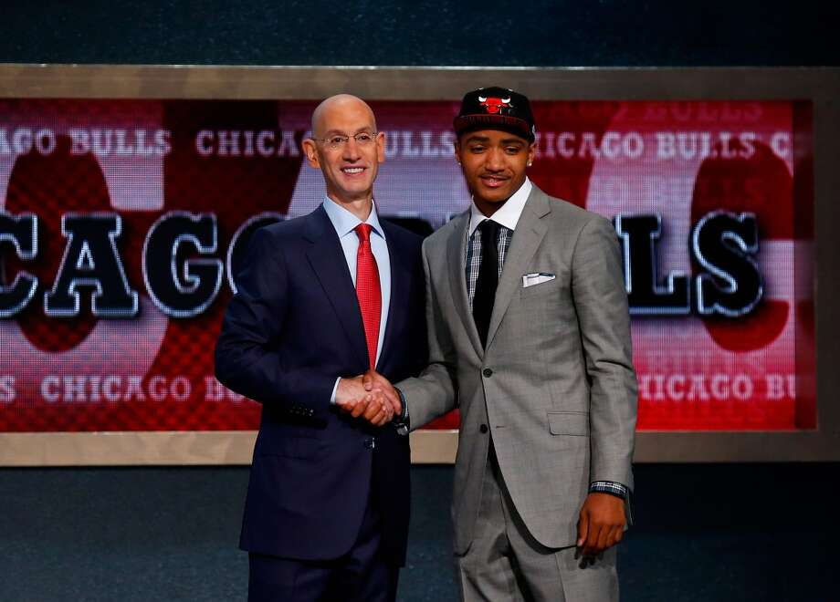 19. Chicago Bulls – Gary Harris, 6-5, G, Michigan State Photo: Mike Stobe, Getty Images