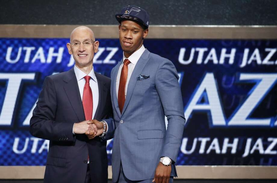 23. Utah Jazz – Rodney Hood, 6-8, F, Duke Photo: Jason DeCrow, Associated Press