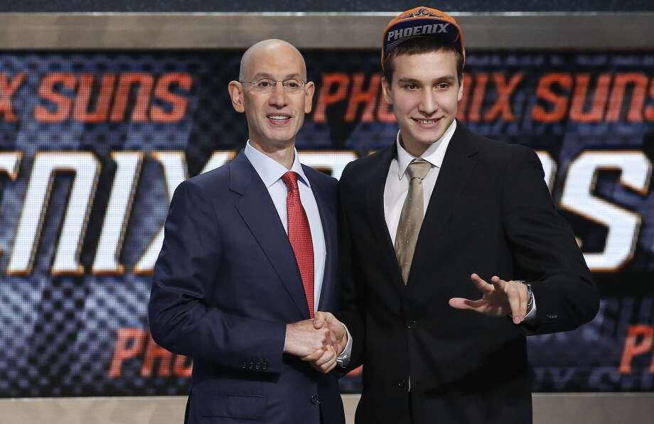27. Phoenix Suns – Bogdan Bogdanovic, 6-6, SG, Partizan Photo: Kathy Willens, Associated Press