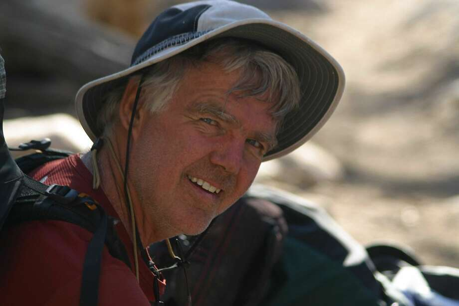 Bob Stienstra spent years using a four-piece Eagle Claw fishing rod, since lost, to great success. Photo: Michael Furniss