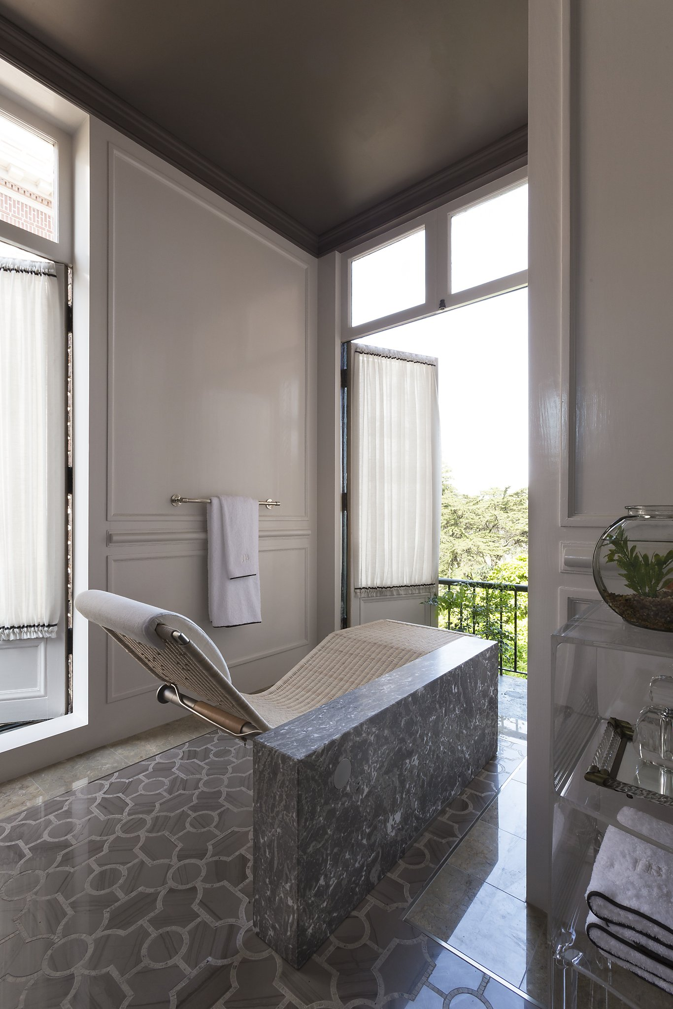 Navigating The Design District To Create A Luxury Bathroom San Francisco Chronicle