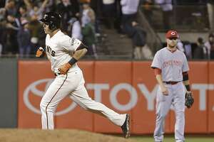 Giants at deadline — no moves beyond Mike Leake - Photo