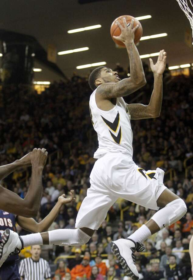 56. Denver Nuggets – Roy Devyn Marble, 6-7, SF, Iowa Photo: Matthew Holst, Getty Images
