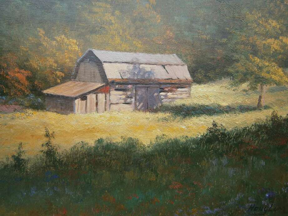 "North Carolina artist Jon Houglum's oil paintings are featured in the ""Beauty of En Plein Air"" at the Geary Gallery of Darien through July 31. Photo: Contributed Photo, Contributed / Darien News"
