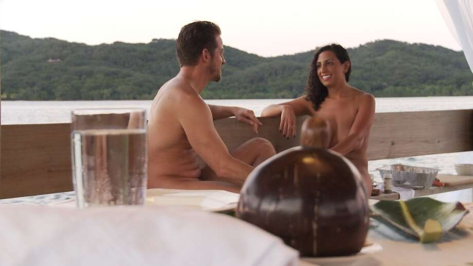 Thursday: 'Dating Naked' is exactly what it sounds like: a reality dating series, in which the participants are completely naked. It debuts on VH1 on Thursday, July 17th at 8 p.m. Photo: VH1