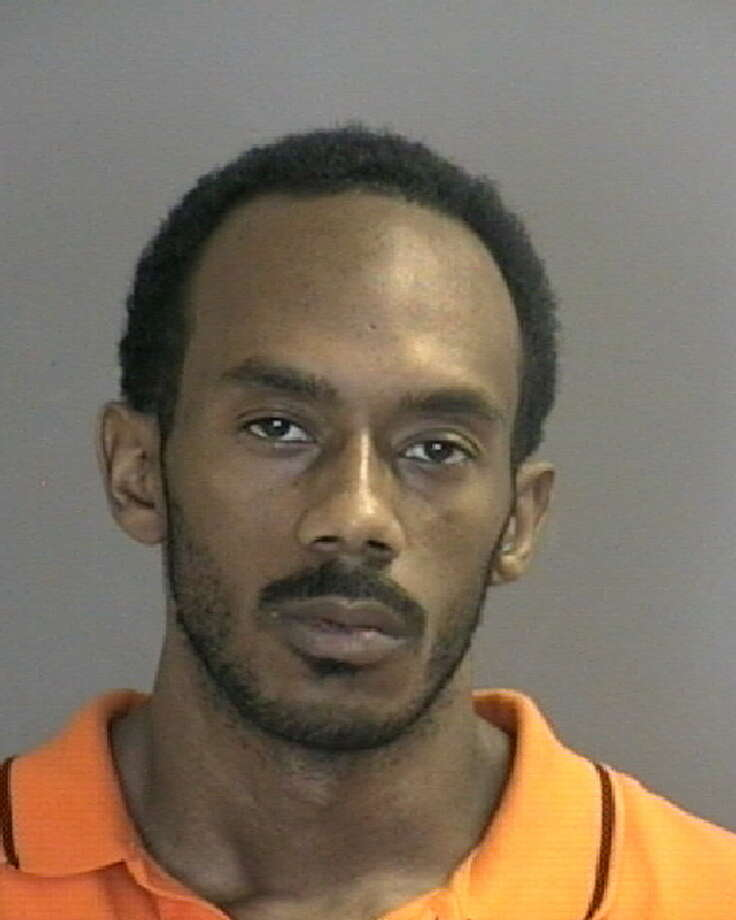 Shateik J. Merritt of Schenectady (Colonie Police photo)