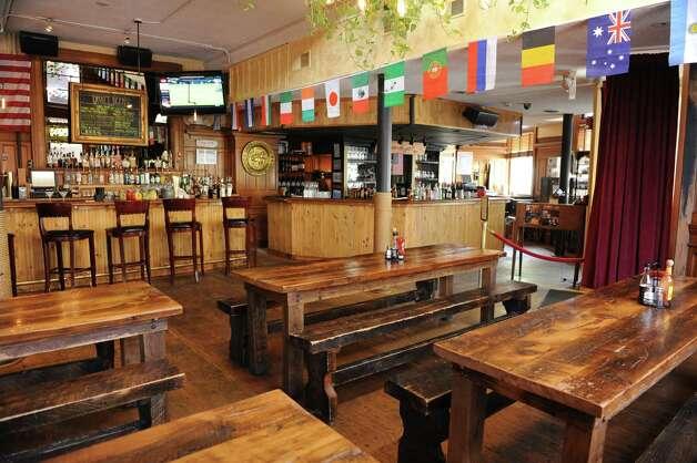 Interior of The City Beer Hall Monday, June 23, 2014 in Albany, N.Y.  (Lori Van Buren / Times Union) Photo: Lori Van Buren / 00027477A