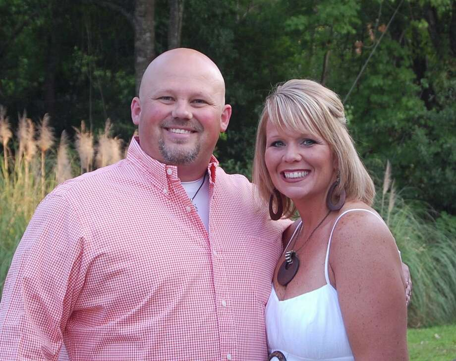 Vidor ISD teachers Sondra and Chad Reed have been on paid leave since Dec. 20. Photo: KBMT