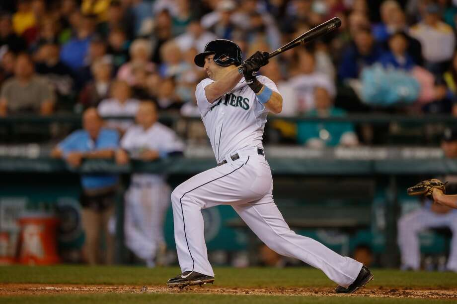 Willie Bloomquist, utility playerGrade: B-2014 stats: 33 games, .276 average, 27 hits, 11 RBIs, 1 homer, 23 strikeouts, 0 errorsColor us surprised: Bloomquist still has it. He hasn't seen a ton of playing time, but he has been hitting welly lately with a .358 batting average since   May 23. Welcome back to Seattle, Willie. Photo: Otto Greule Jr, Getty Images