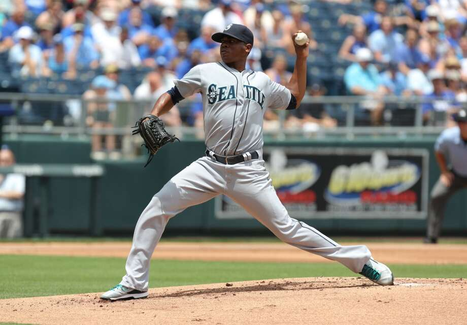 Roenis Elias, starting pitcher  Grade: A-  2014 stats: 16 games, 7-5 record, 3.74 ERA, 85 strikeouts, 34 walks, 41 earned runs  Another rookie sensation, Elias wasn't even expected to make the team out of spring training. But with an injury-gutted roation early in the season, the   Mariners gave him a try, and he has proven to be an excellent starter on the mound. Photo: Ed Zurga, Getty Images