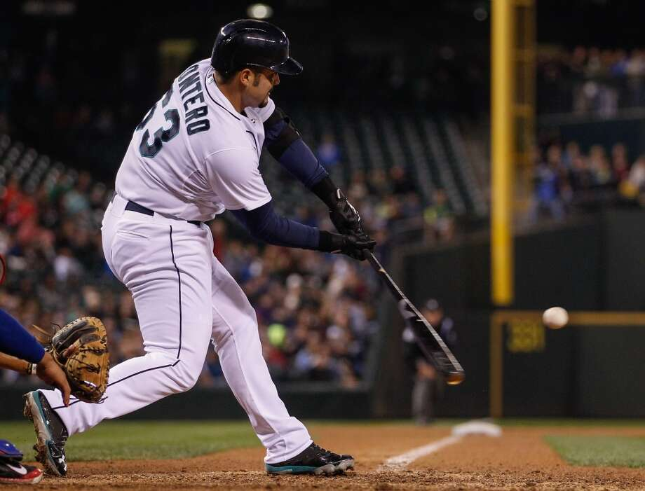 Jesus Montero, designated hitter/first basemanGrade: incomplete2014 stats: 5 games, .286 average, 4 hits, 2 RBIs, 1 homer, 2 strikeouts, 0 errorsAfter being suspended 50 games last season in the Biogenesis scandal and showing up to spring training overweight, it's a wonder the M's even called   Montero up. He hasn't seen much game time, but does have one dinger in just 14 at-bats. Photo: Otto Greule Jr, Getty Images