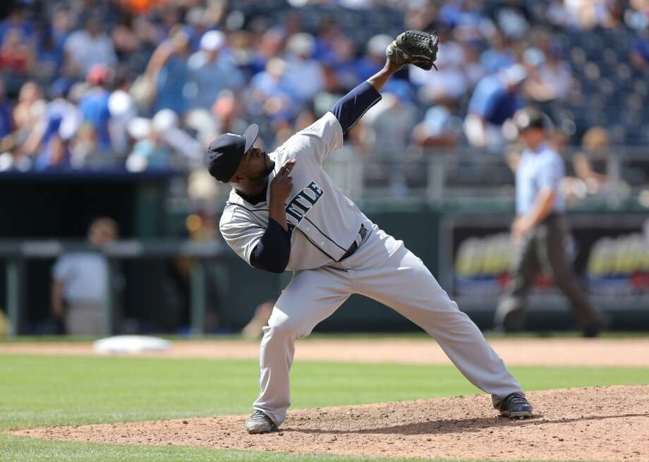 Fernando Rodney, closing pitcher  Grade: A-  2014 stats: 32 games, 1-3 record, 2.08 ERA, 21 saves, 35 strikeouts, 11 walks, 7 earned runs  A key offseason acquisition, Rodney struggled at times in April and May, yet has still managed to earn saves in 21 of his 23 opportunites. A potential   All-Star, Rodney has won over fans with his bow-and-arrow victory celebration. Photo: Ed Zurga, Getty Images