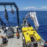 The E/V NautilusExploration Vessel E/V Nautilus will embark on a major expedition from June through October in its second year of exploration in the Gulf of Mexico and Caribbean Sea region.