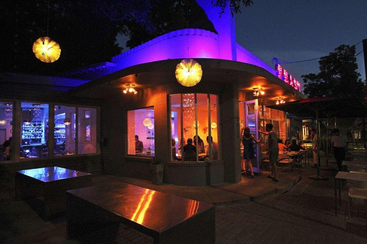 Feast Restaurant in Southtown is Andrew Goodman's first restaurant.