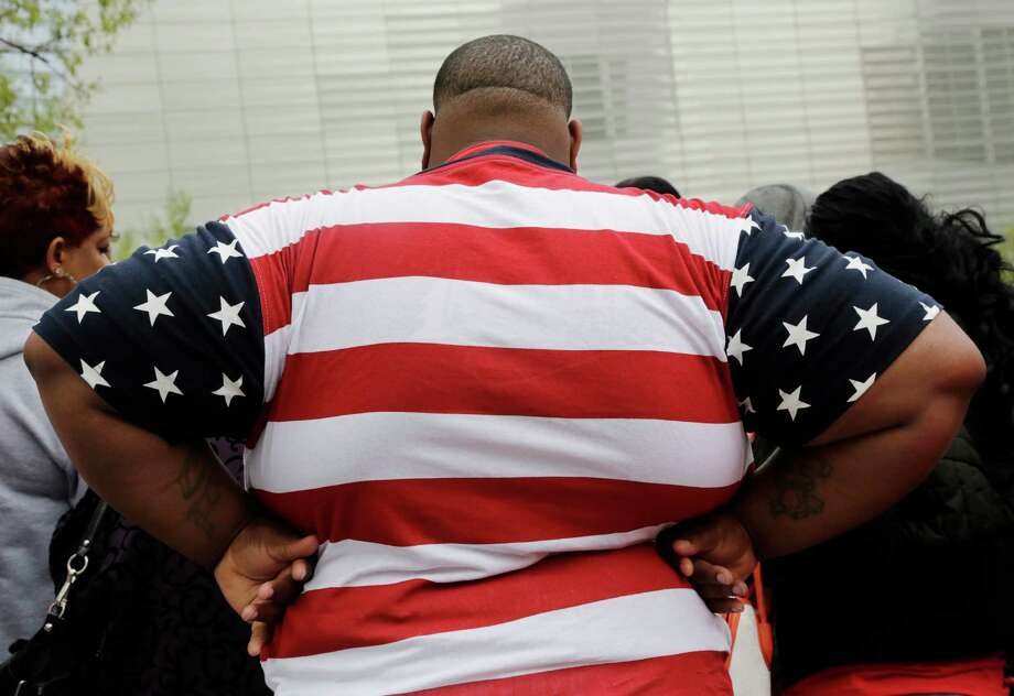 A 2014 report from the American Journal of Preventive Medicine has compiled obesity data for U.S. occupations. See which job has the highest propensity of overweight people.Source: Wall Street Journal Photo: Mark Lennihan, Stf / AP