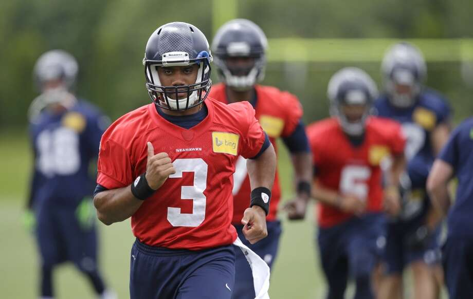 OverratedQB Russell WilsonThis is almost by definition, as a quarterback gets way too much credit when a team wins and way too much blame when they don't. Still, Wilson's numbers in 2013 weren't exactly mind-blowing, and there were stretches during the season where he just didn't look like a franchise quarterback. Photo: Elaine Thompson, Associated Press