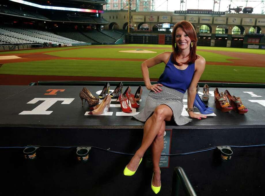 Astros Shoes Heels