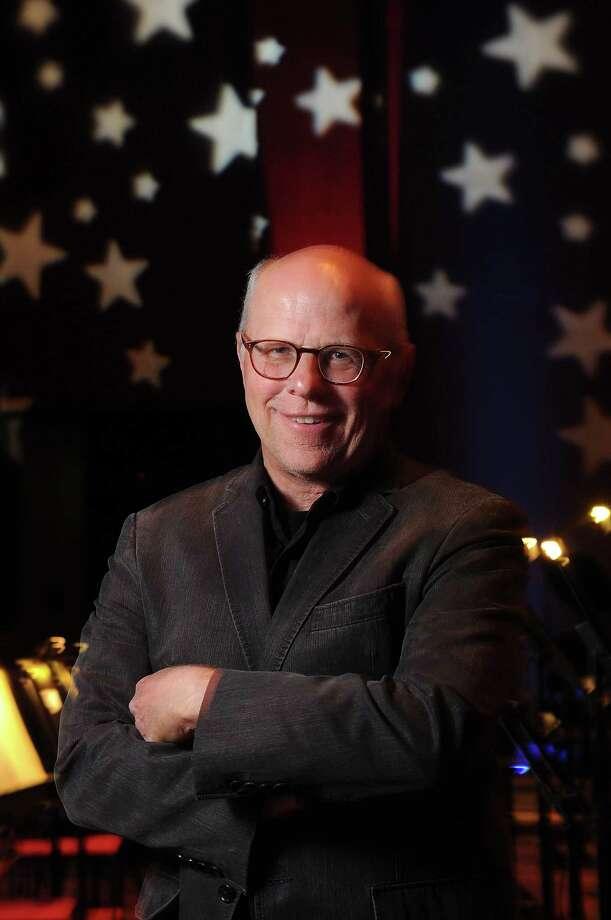 Michael Krajewski is Houston Symphony's pops conductor. Photo: Dave Rossman, Freelance / © 2014 Dave Rossman