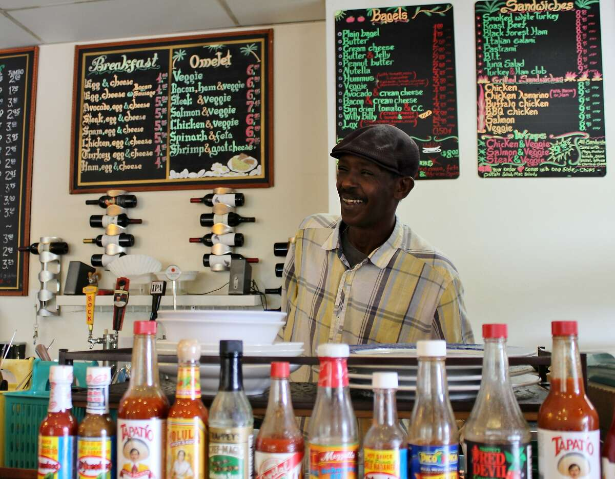 Fillmore Street Cafe: Go out to the front patio and people watch while diving into one of the superb, generously-sized salads, sandwiches or omelets. On a recent visit, the divine Greek salad and Black Forest ham sandwich were made with layers of fresh, wonderfully flavored ingredients.1301 Fillmore St.,(415) 749-0987, www.facebook.com/TheFillmoreStreetCafe.