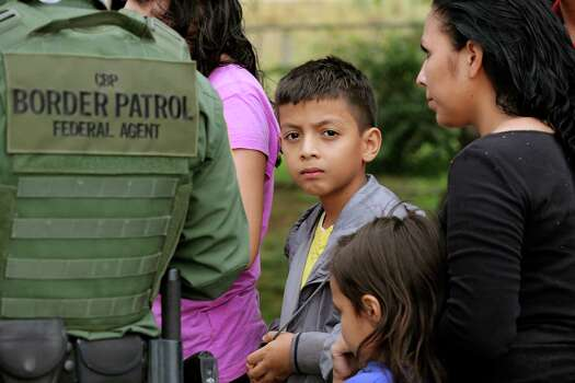 Fiction: Immigrant children are bringing ebola — a deadly virus — over the borderThe truth: Ebola does not exist in an uncontrolled setting outside of the Eastern hemisphere, according to the CDC. There has not been one recorded outbreak in the Western hemisphere. Not one case has been reported in Central America or Mexico. Photo: Jerry Lara, San Antonio Express-News / ©2014 San Antonio Express-News