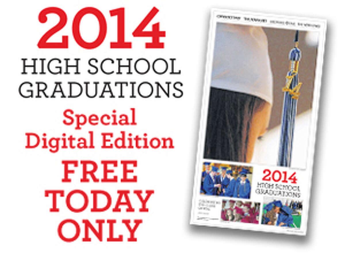 Print prom for HS graduation E-Edition bonus section