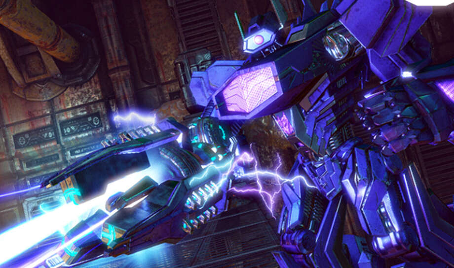 """Transformers: Rise of the Dark Spark"" serves as a sequel, of sorts, to Michael Bay's latest movie. Photo: Courtesy Image"