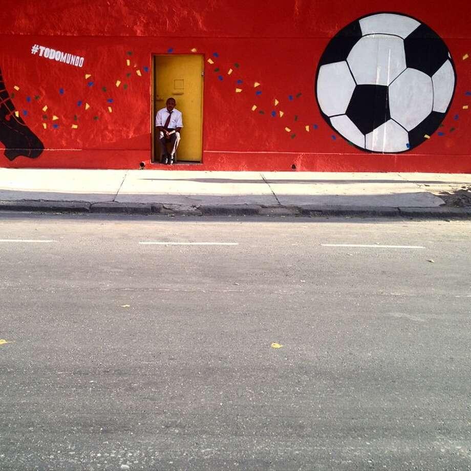 Maracana stadium in Rio de Janeiro. Photo: Natacha Pisarenko, Associated Press / AP