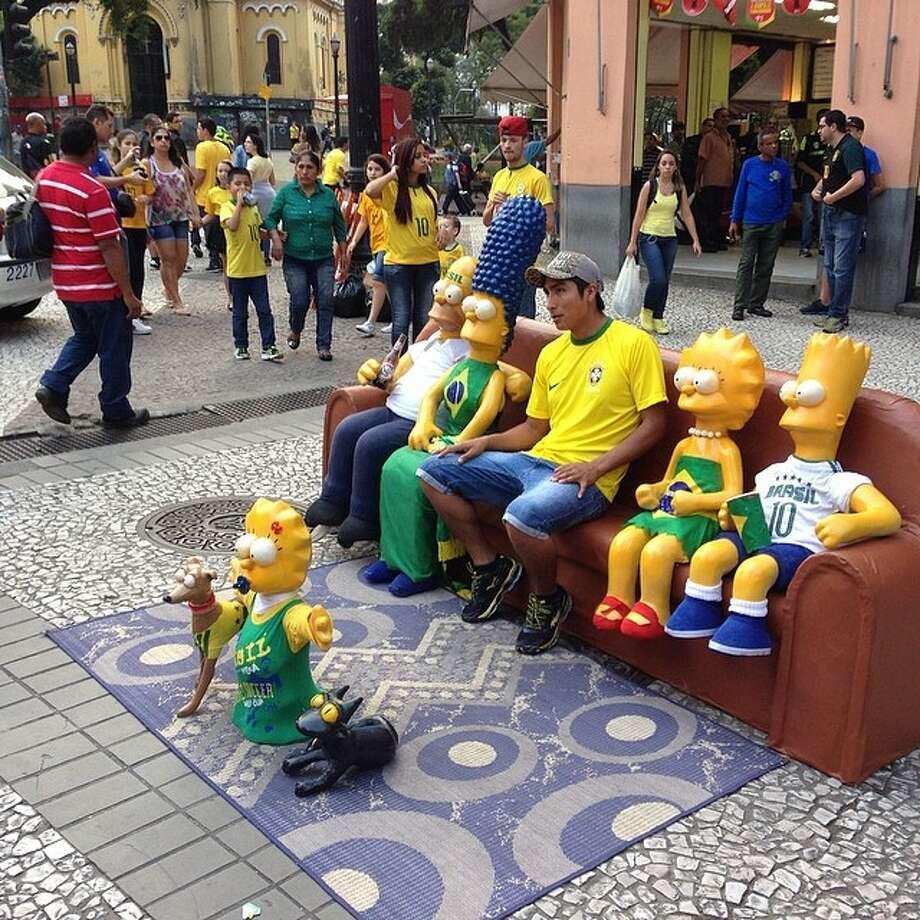 World Cup in Brazil. Photo: Dario Lopez Mills, Associated Press / AP