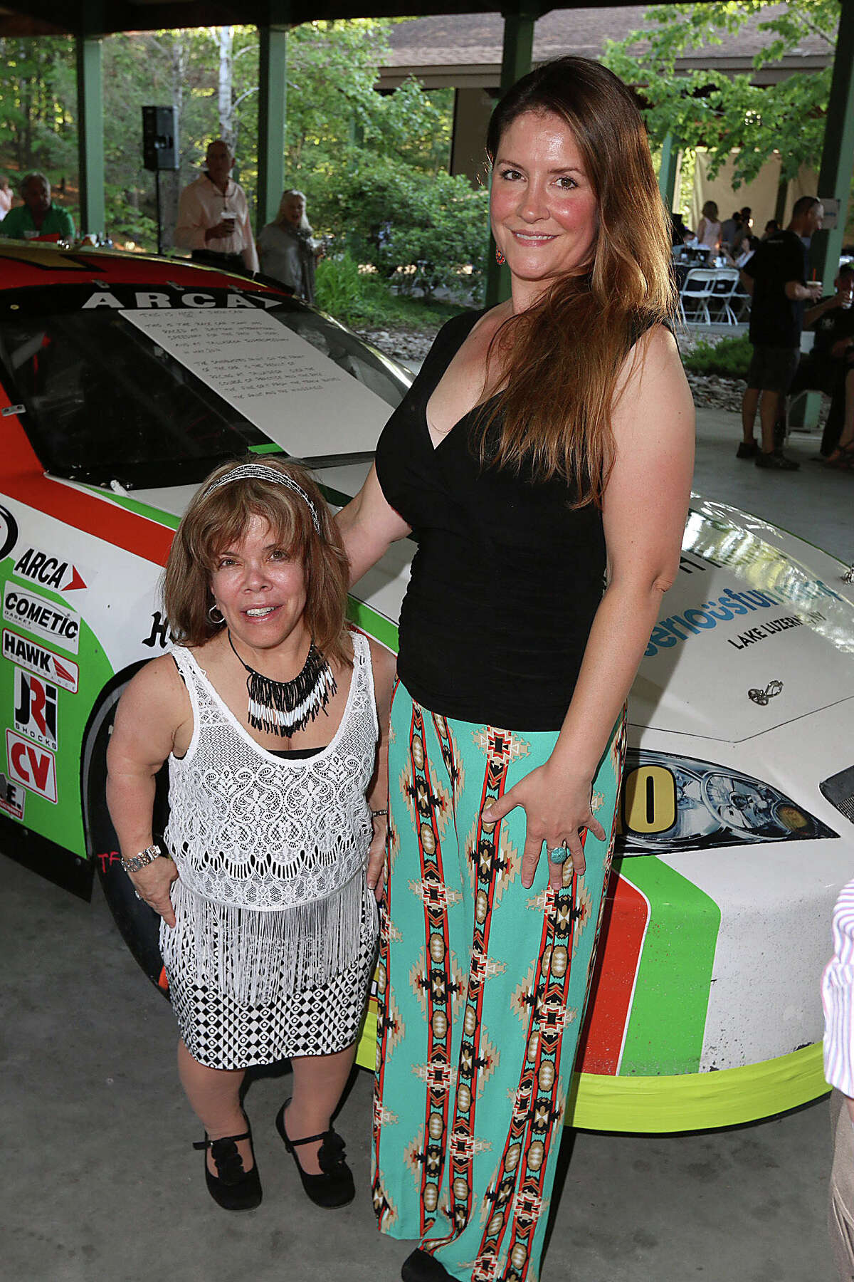 Were you Seen at the Double H Ranch Annual Gala at the Great Escape in Queensbury on Friday, June 27, 2014?