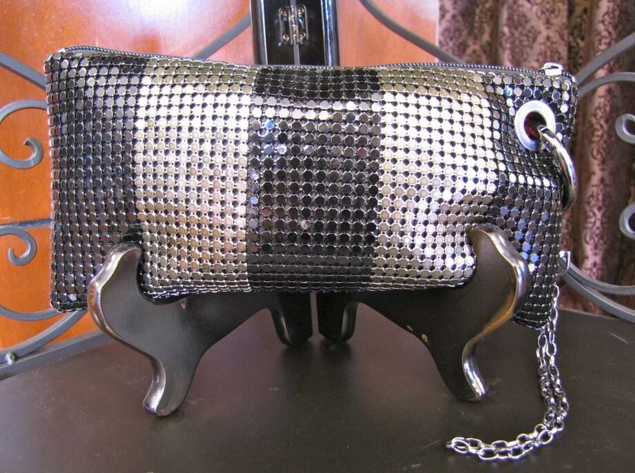 Mesh clutch, $18.99, Sparkle and Charm, Beaumont Photo: Larena Head/cat5