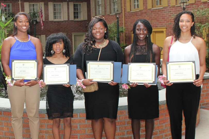 The Black Women's Association of Albany awarded $1,000 scholarships at  its ninth annual scholarship